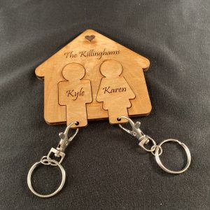 Household Key Ring