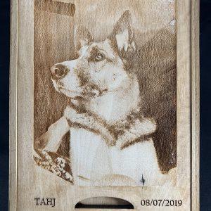 Pet Memorial Box