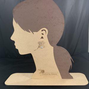 Earring Display – Lifesize Model