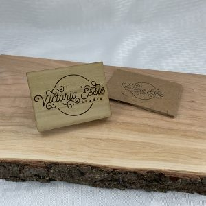 Laser Engraved Rubber Stamp
