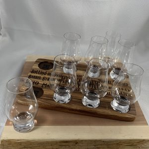 Bourbon Flight Board