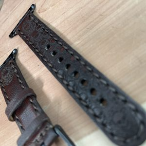 Handmade Leather Watch Band